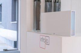 Solo UVC Airflow légsterilizáló professzionális 99% hatékonyság