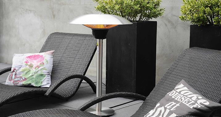 Outtrade asztali elektromos teraszfűtő
